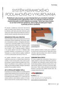 EKO bývanie/bydlení, XV.ročník, strana 27